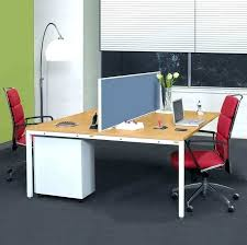 Home Office Desks For Two Two Person Desk Home Office Two Person Desk Multi Person Home