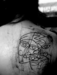 picasso tattoo tatuajesxd