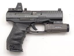 walther ppq laser light a model modern fighting pistol