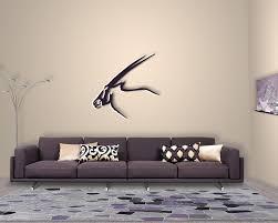 wohnzimmer schick 21 besten wanddeko tiere bilder auf auf der suche