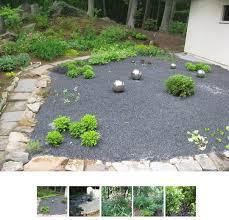 gravel garden design awesome design garden design ideas using