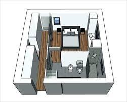 plan de chambre avec dressing et salle de bain suite parentale avec salle de bain et dressing modele suite