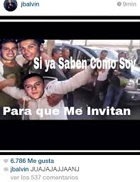 Memes De Kevin - la pelea entre j balvin y kevin rold磧n en instagram cantantes