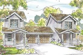 rothbury is a modest yet charming cottage style duplex design