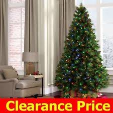 clearance christmas trees artificial christmas trees ebay