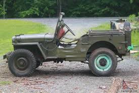 wwii jeep willys willys jeep ford gpw wwii military jeep army unrestored