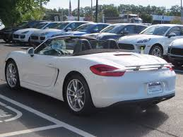 2015 used porsche boxster 2dr roadster at porsche monmouth serving