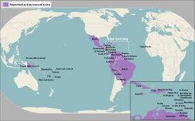map usa bermuda these us cities are most at risk for zika this summer but don t
