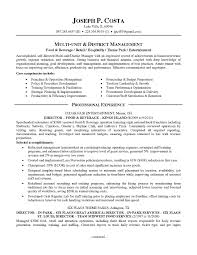 resume objective statement for restaurant management sle of objectives in resume for hotel and restaurant management