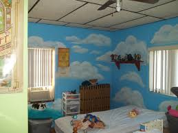 kids bedroom decorating ideas for boys with blue paint colors and