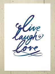live laugh love art live laugh love art print navy blue erupt prints designer