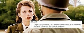 Carter Meme - meme monday princess peggy carter the collective blog