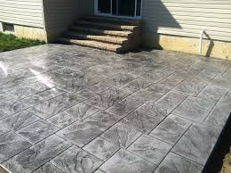 Seamless Stamped Concrete Pictures by Stamped Concrete Delaware Stamped Concrete Patios De