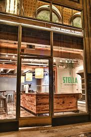 Stella Architect by Stella Good Coffee Detroit Coffee Shop Re Opens In Fisher