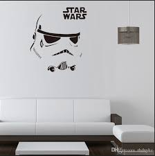 Home Letters Decoration Newest Star Wars Stromtrooper Wall Stickers With Star Wars