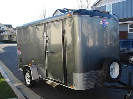 enclosed trailer build south bay riders