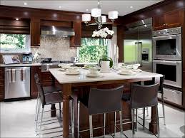 kitchen modern kitchen island pre made kitchen islands large