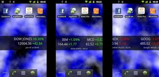 widget android 5 best stock market widgets for android androidwidgetcenter