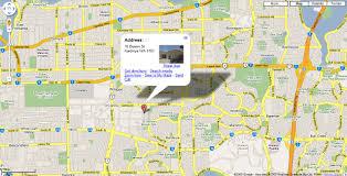Google Maps San Antonio Mecca Map