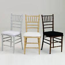 chaivari chairs chiavari chairs ebay