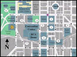 Iupui Map Parking Information