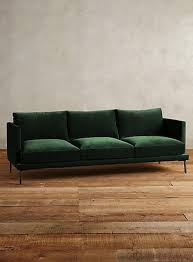 Green Sofa Bed A Guide To Green Sofas 20 Stylish Options Apartment Therapy