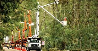 florida power light fpl s hardened system withstands hurricane matthew transmission