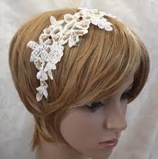 lace headband retro rack new acquisition lacy evening headband