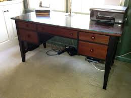 Ethan Allen Home Office Desks Ethan Allen Desk Working Class Home Office Ethan Allen Computer