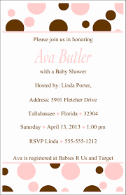 photo baby shower invitations houston image