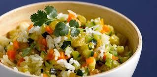 cuisiner le riz riz aux petits légumes facile et pas cher recette sur cuisine