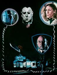 halloween horror nights icons haddonfield illinois by justin reed john carpenter pinterest