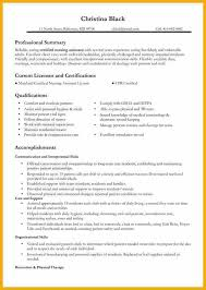 Sample Cna Resumes by Good Cna Resume Sample Examples Of Resumes Resume Format For Gre