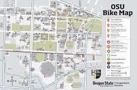 Map Of Oregon State University by Bike Map Jpg Finance And Administration Oregon State University