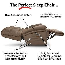 truth about the perfect sleep chair reviews and buying guide