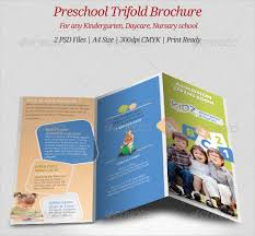 14 daycare brochure templates u2013 free psd eps illustrator ai