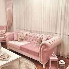 Pink And White Striped Rug How To Decorate A Small Living Room Vintage Soft Anthracite Area