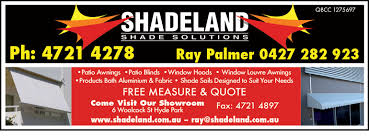Awnings Townsville Shadeland Shade Solutions In Townsville Region Qld 4810 Local