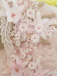 Wedding Dress Fabric 124 Best 3d Lace Fabric Images On Pinterest Lace Fabric Bridal