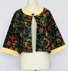 blazer wanita muslimah modern model blazer wanita modern 2013 baju kerja batik page 7