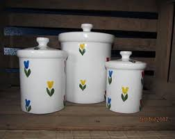 pottery kitchen canister sets https etsy com market pottery canister set