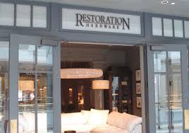 Hardware Store Interior Design Restoration Hardware The Mall At Green Hills