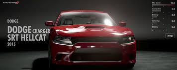 dodge sports car dodge charger srt hellcat 2015 gran turismo sport car list