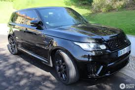 land rover svr price land rover range rover sport svr 31 august 2016 autogespot
