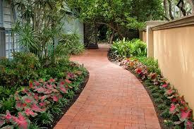 Midcentury Modern Landscaping - landscape path landscape midcentury with mid century modern indoor