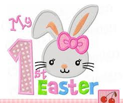 my easter bunny 77 best easter embroidery applique designs images on