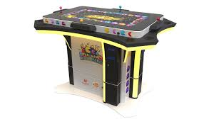 Pacman Game Table by You Can Now Gamble On Pac Man Polygon