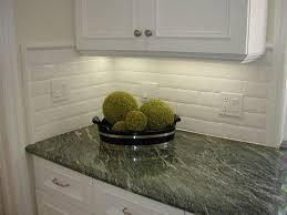 Houzz Kitchen Tile Backsplash by Dimensional Subway Tile Houzz