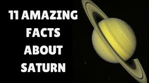 saturn facts information 11 interesting facts planet