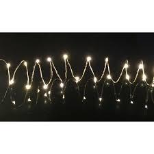 novolink 20 light warm white led battery operated string light